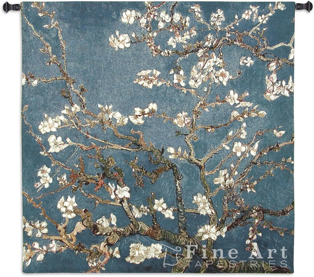 Almond Blossom Tapestry Wall Hanging | Pure Country | FTT4590WH