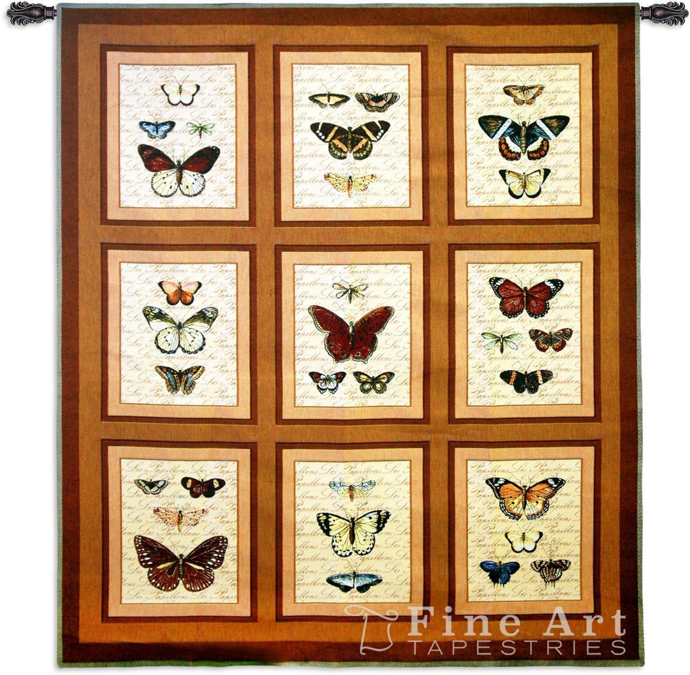 Butterflies Tapestry Wall Hanging   Pure Country   pc4794WH