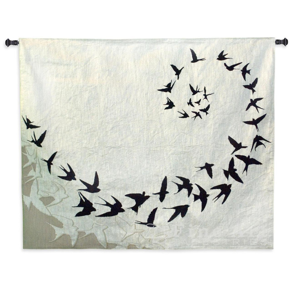 Bird Flight Tapestry Wall Hanging | Pure Country | pc5717wh