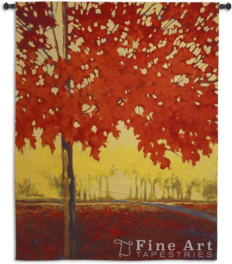 Fire Maple Tapestry Wall Hanging | Pure Country | pc6136WH