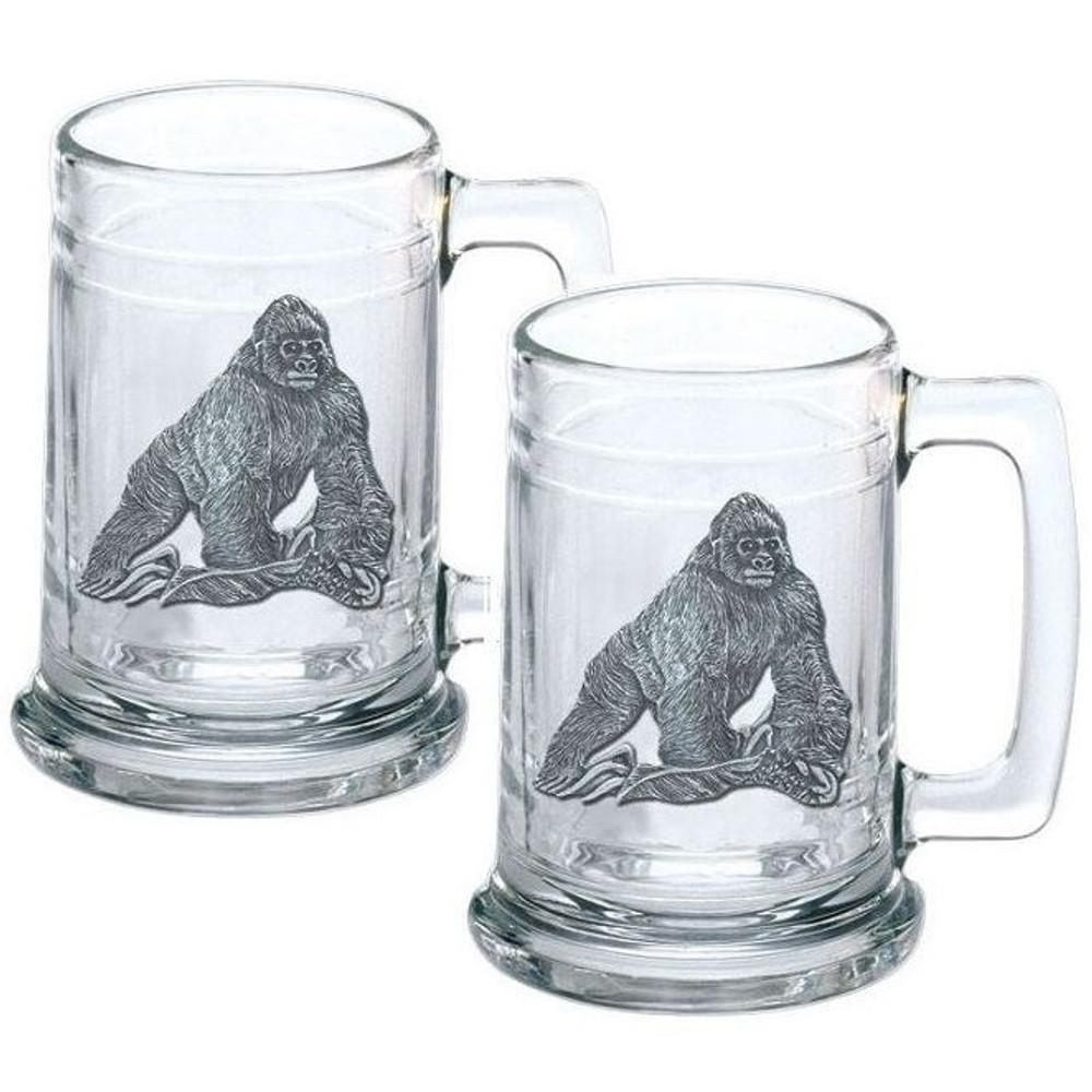 Gorilla Stein Set of 2 of 2 | Heritage Pewter | HPIST3998