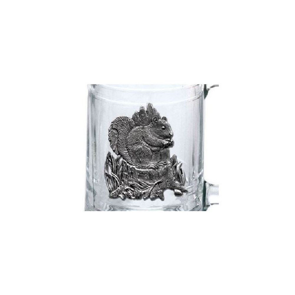 Squirrel Stein Set of 2 of 2 | Heritage Pewter | HPIST4138 -2