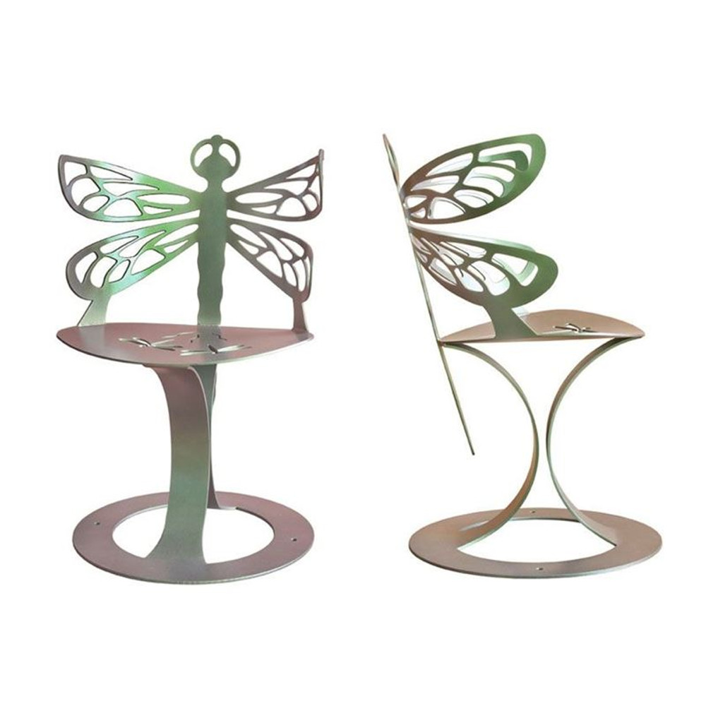 Dragonfly Outdoor Chair | Cricket Forge | C007 -2