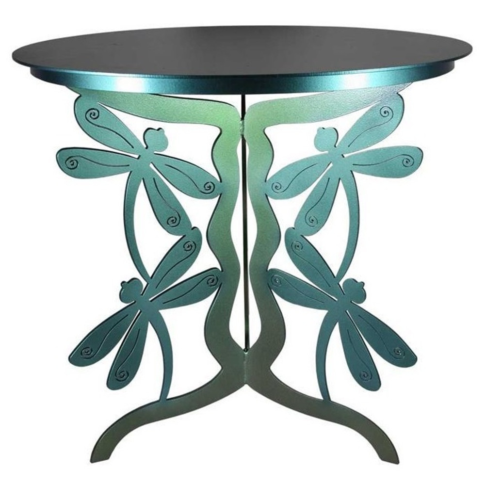 Dragonfly Patio Table   Cricket Forge   T026