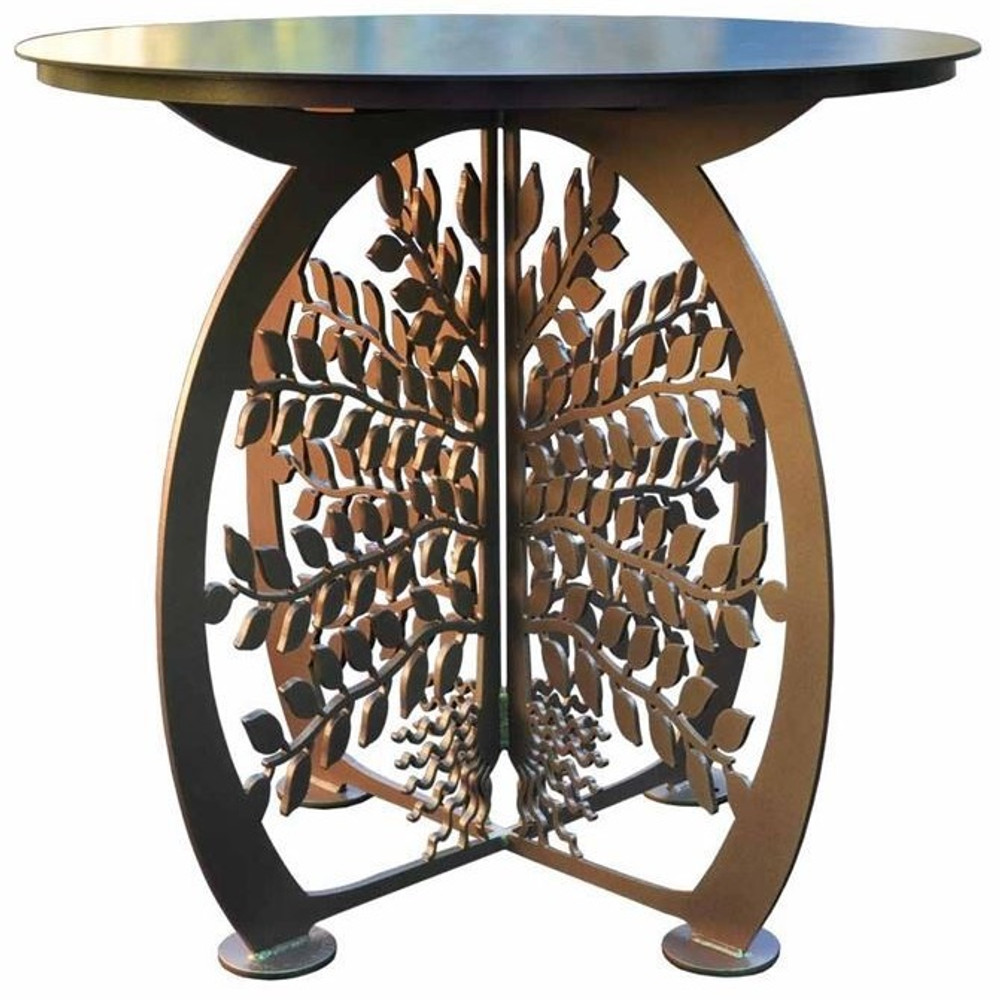 Tree of Life Patio Table | Cricket Forge | T029