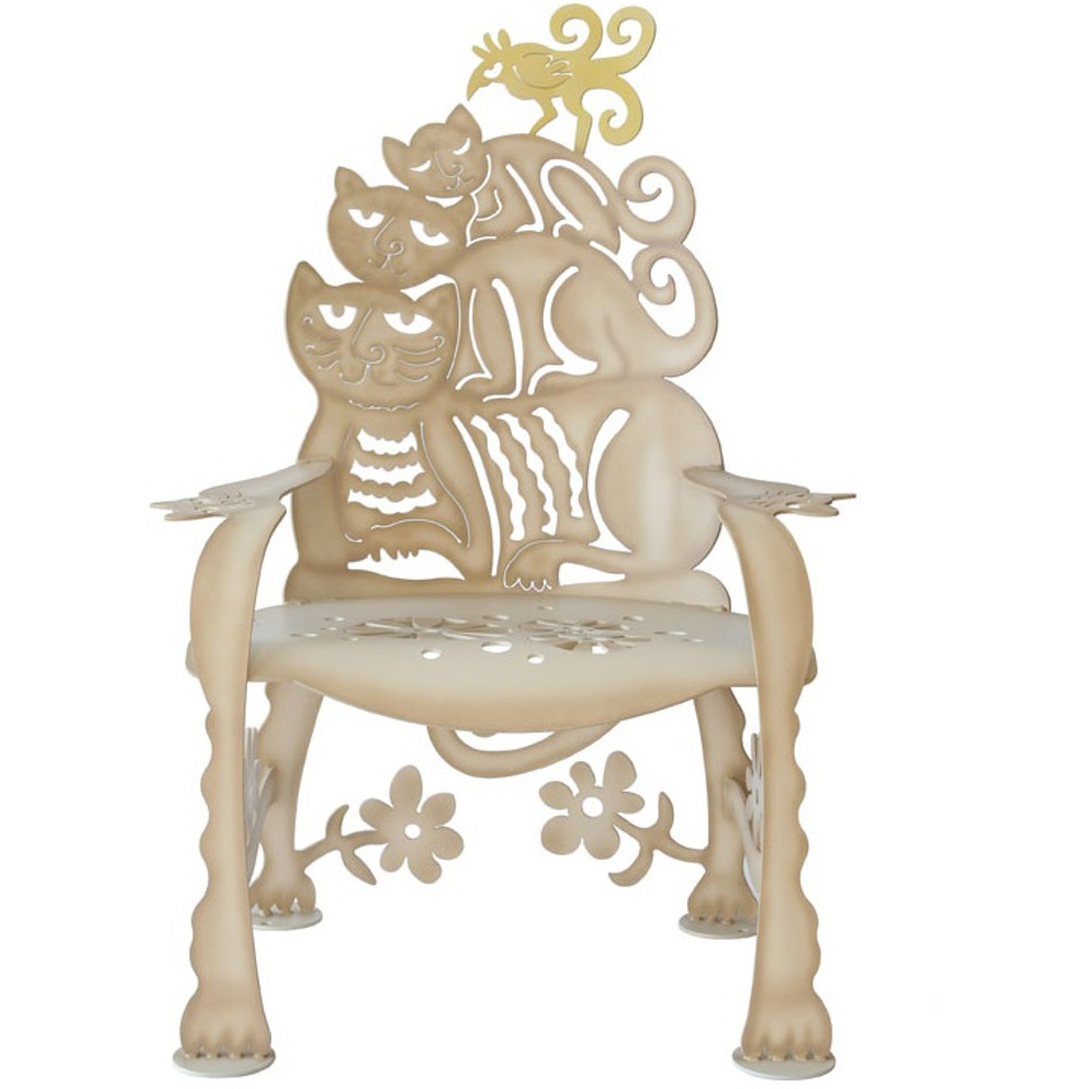 Cat Chair | Cricket Forge | CDD-F605C