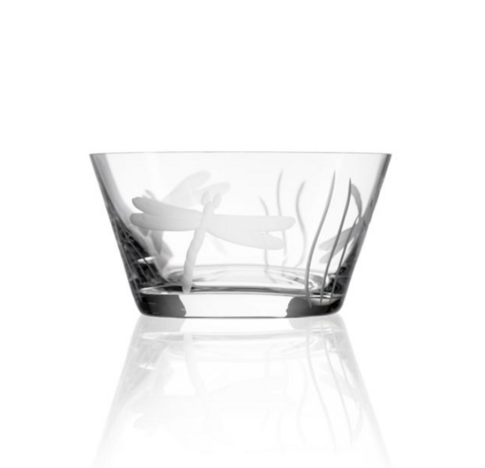 Dragonfly Small Bowl Set of Four | Rolf Glass | 206219