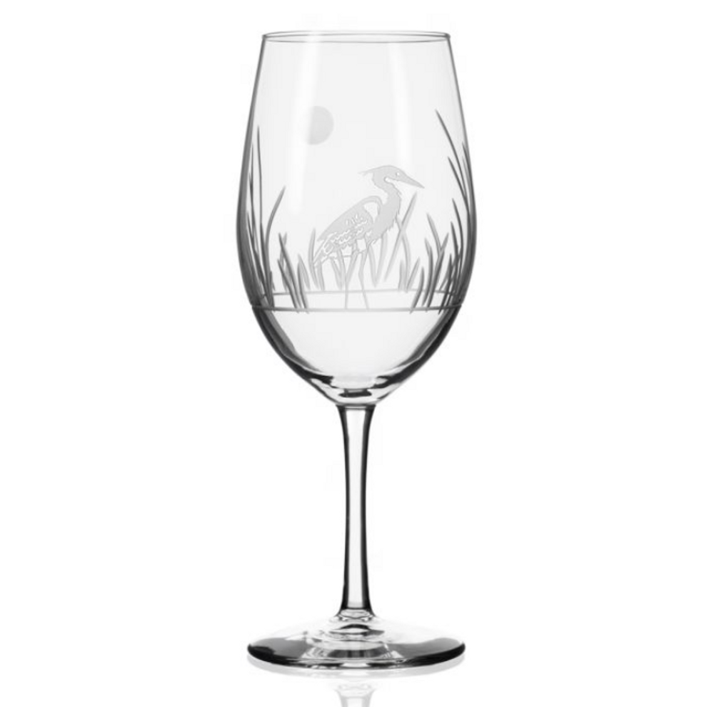 Heron All Purpose Wine Glass Set of 4 | Rolf Glass | 219264