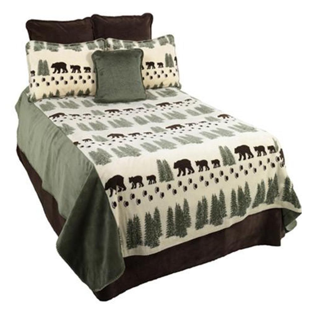 Pearl Bear Full Bedding Set | Denali | DHC103-Full