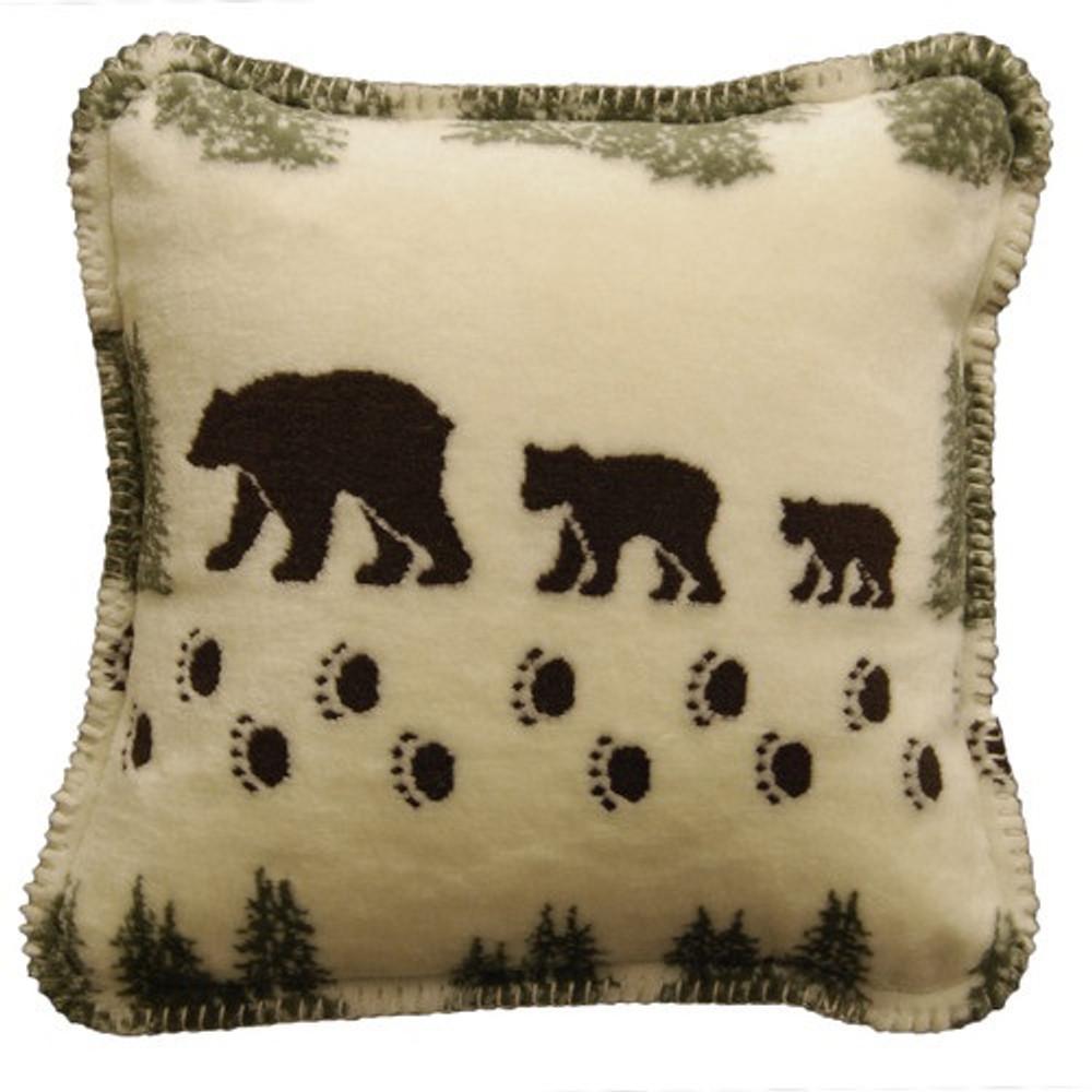 Pearl Bear Pillow | Denali | DHC35010318