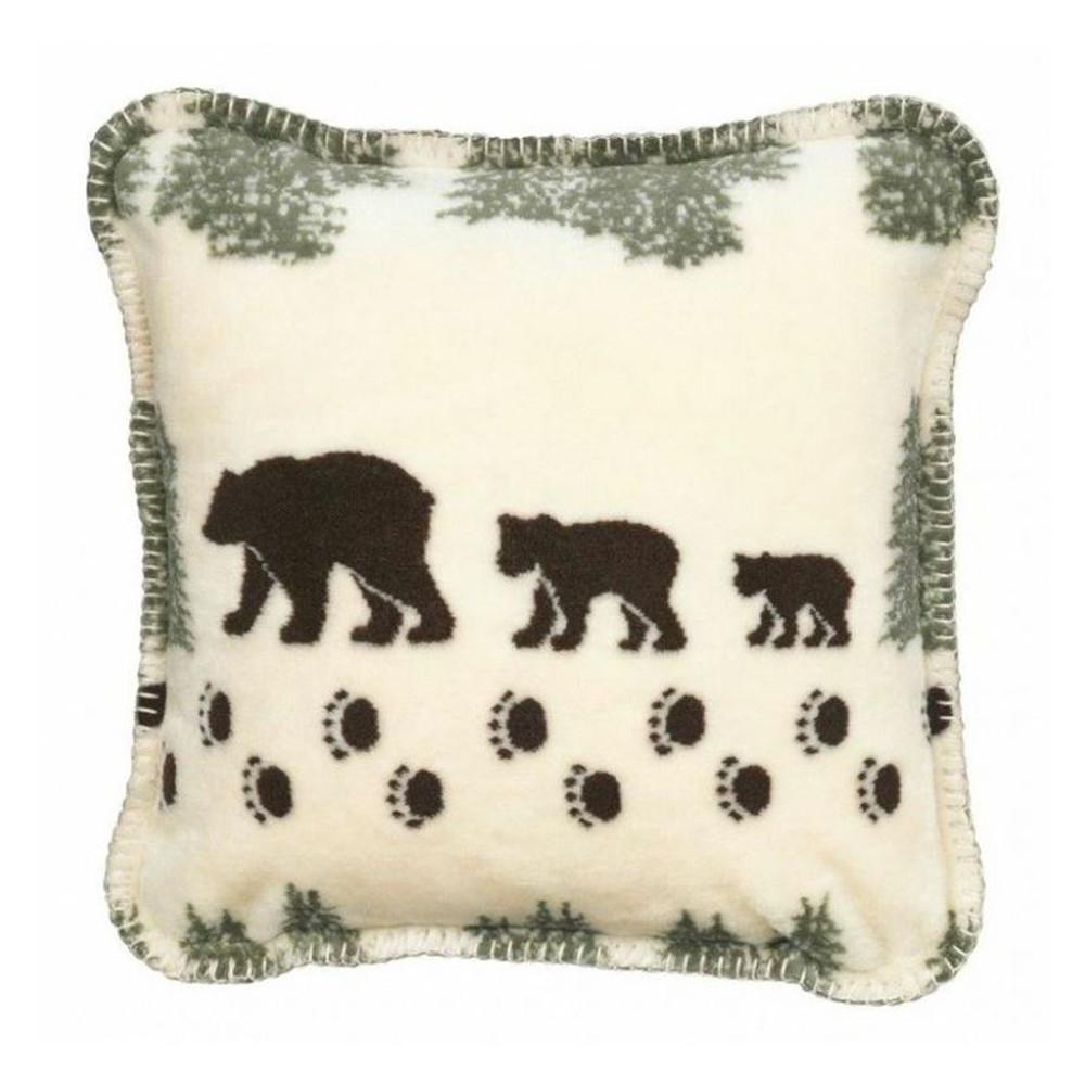 Pearl Bear Full/Queen Bedspread | Denali | DHC51210389-Full-Queen -3