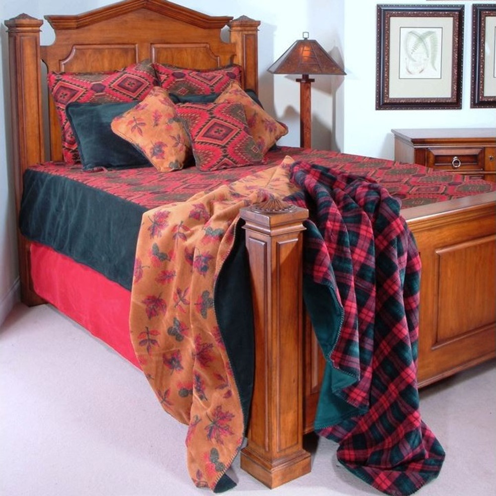 Navajo Wind Full/Queen Bedspread | Denali | DHC51264689-Full-Queen