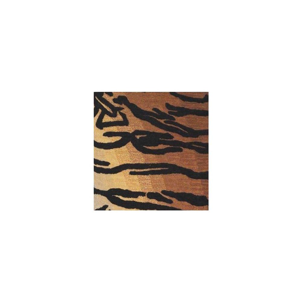 Tiger Print 8' x 10' Wool Area Rug | Trans Ocean | TOGSEV80964419 -2