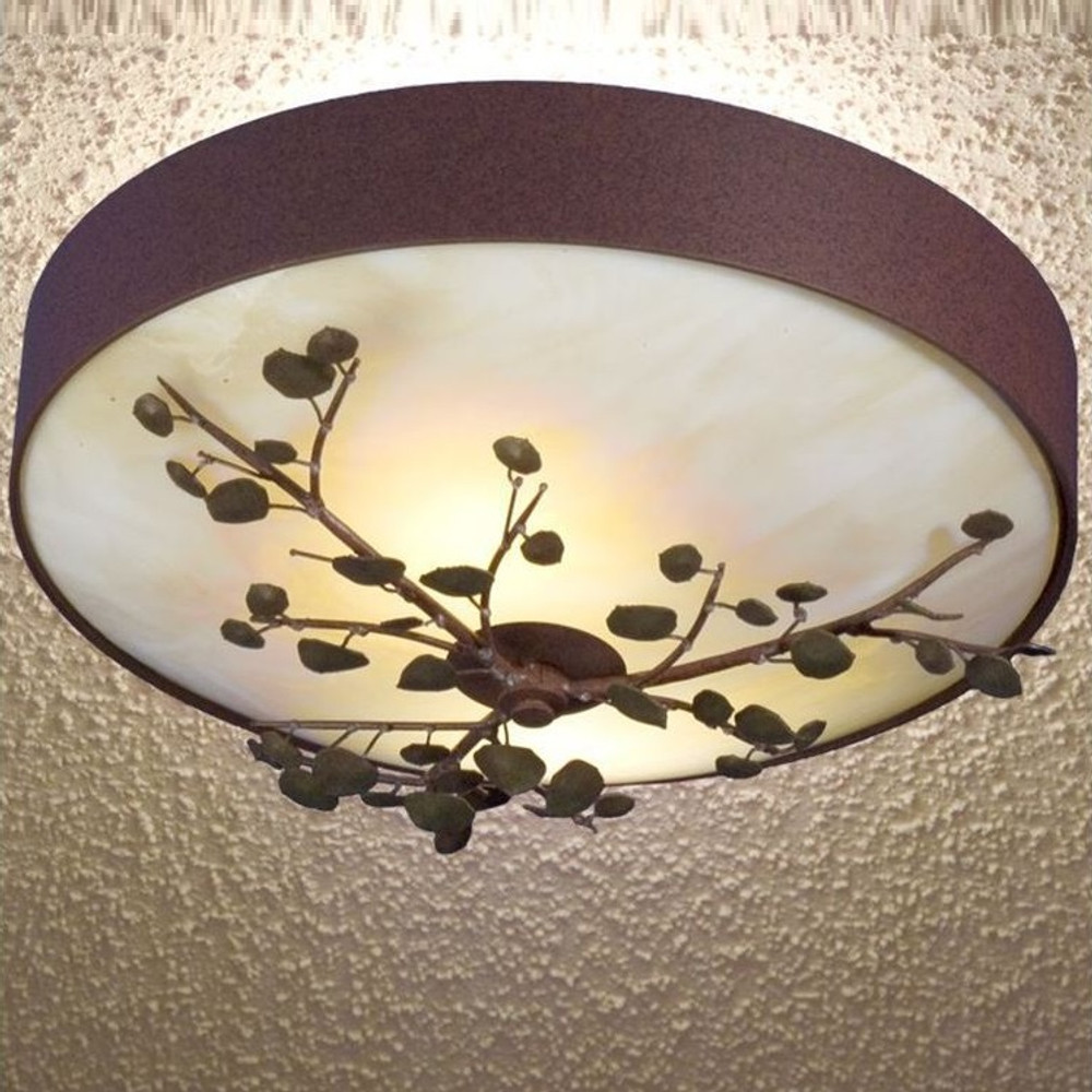 Aspen Ceiling Light | Colorado Dallas | CDCL34903FRHO