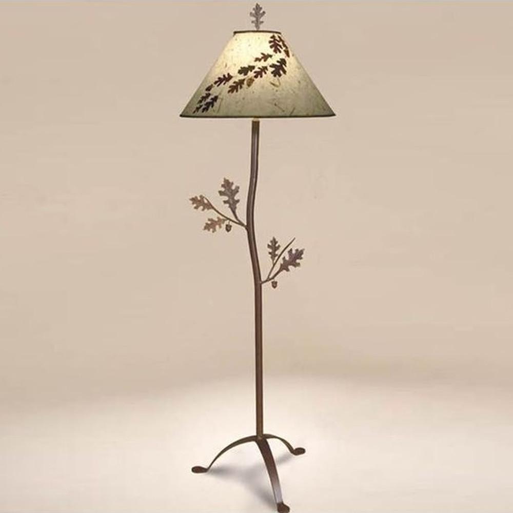 Oak Branch Floor Lamp   Colorado Dallas   CDFL37009SH215809