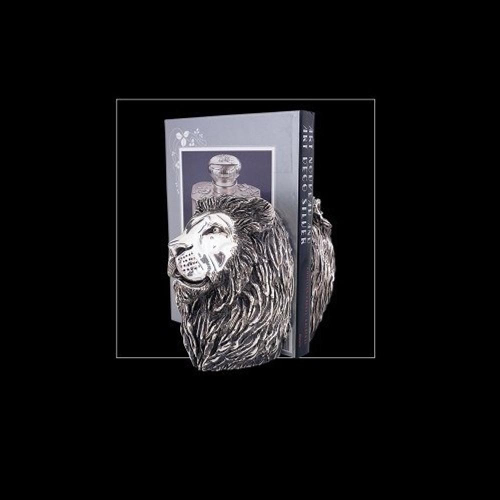 Silver Plated Lion Book Holder | U25 | D'Argenta