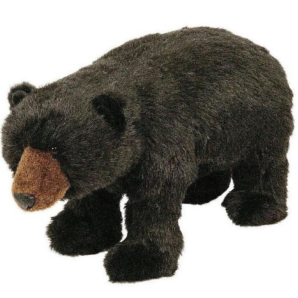 Black Bear Footrest | Ditz Designs | DIT60000