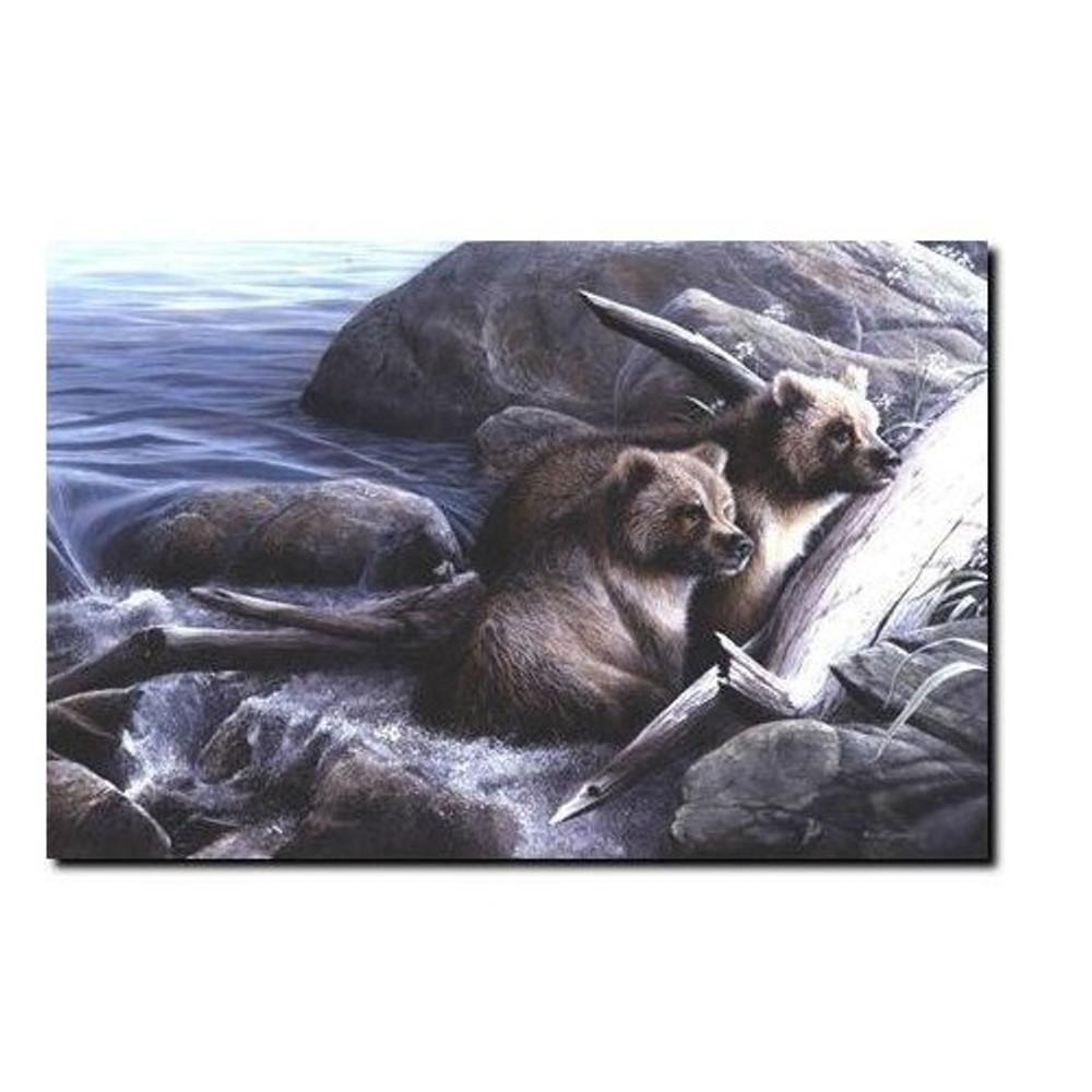 "Bear Print ""The Watch"" | Kevin Daniel | KD130"