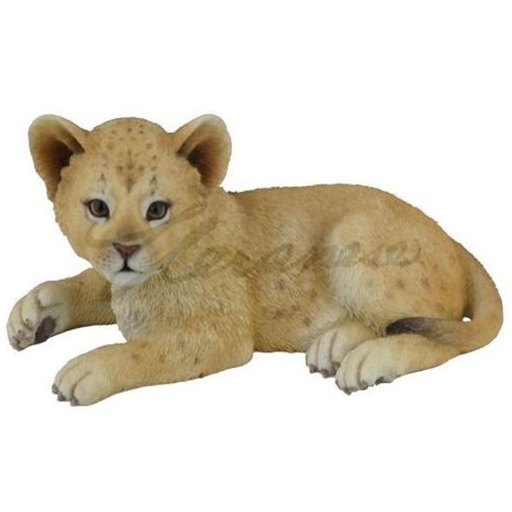 Lion Cub Sculpture | Unicorn Studios | USIWU76176aa