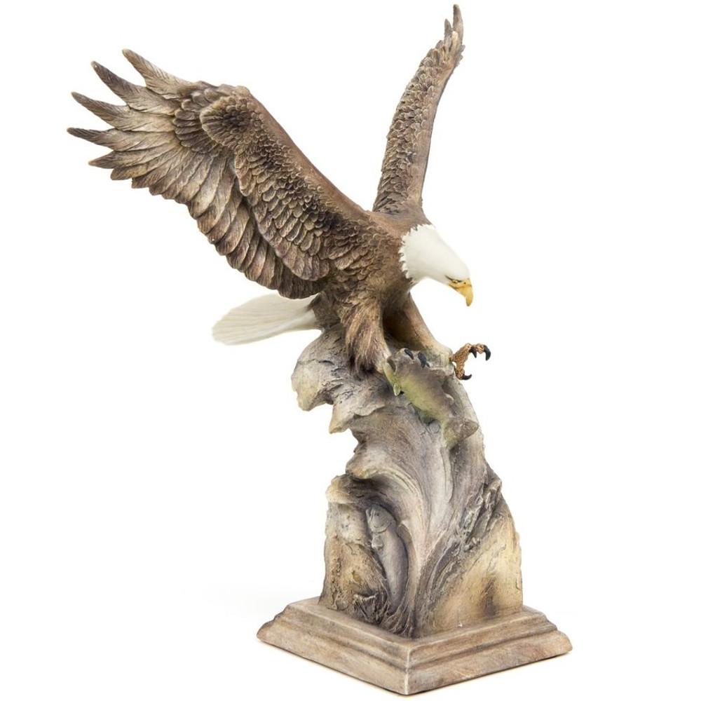 "Eagle Sculpture ""Splash Down"" | Mill Creek Studios | 6567385532"