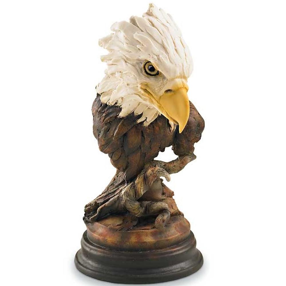 "Eagle Sculpture ""Aerie"" | Mill Creek Studios | 6567440232"