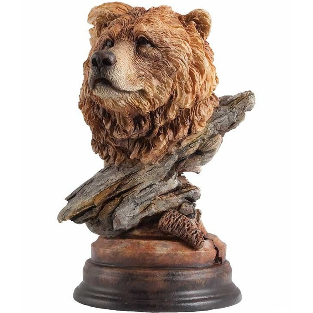 "Bear Sculpture ""Bruin"" 