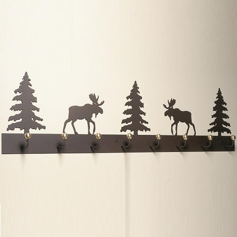 Moose Coat Rack | Colorado Dallas | CDCR48-13-10-13-10-13
