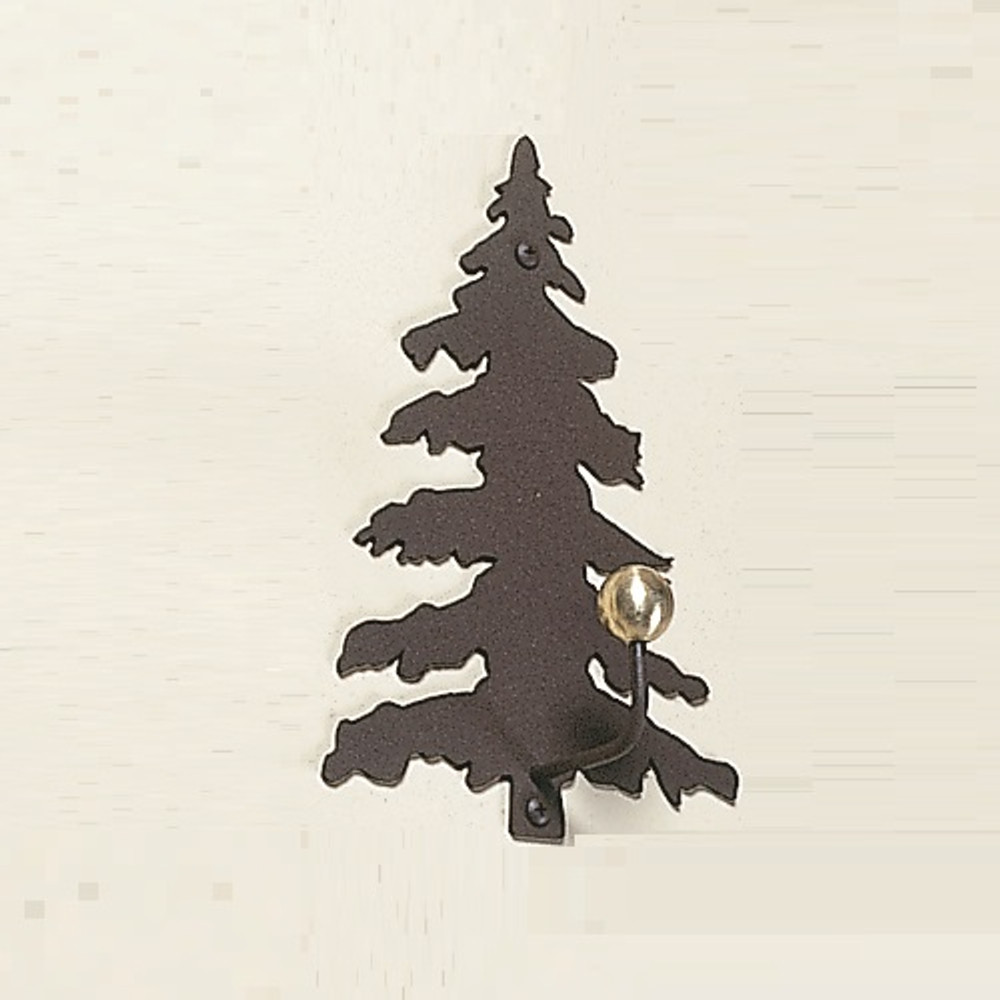 Pine Tree Garment Hook | Colorado Dallas | CDGH13