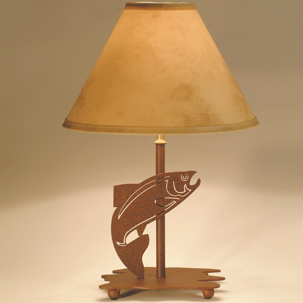 Fish Desk Lamp | Colorado Dallas | CDLD05RFRSH2150