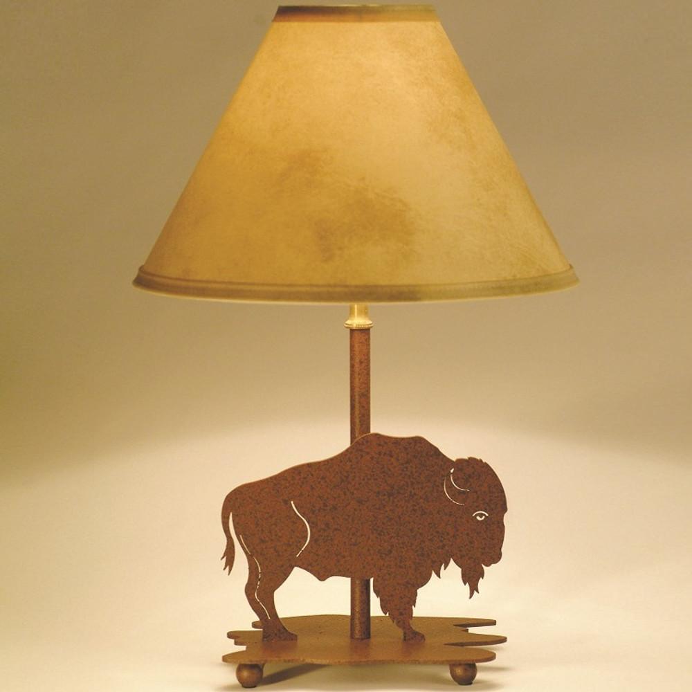 Bison Desk Lamp | Colorado Dallas | CDLD14RFRSH215