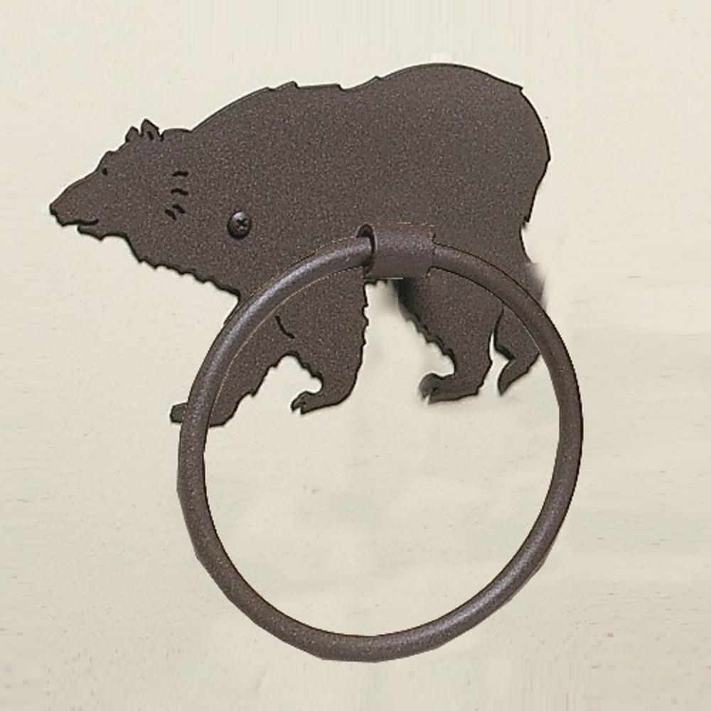 Bear Towel Ring | Colorado Dallas | CDTR12