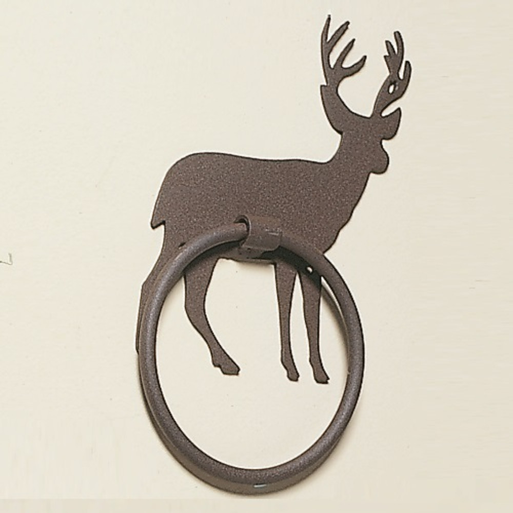 Deer Towel Ring | Colorado Dallas | CDTR16