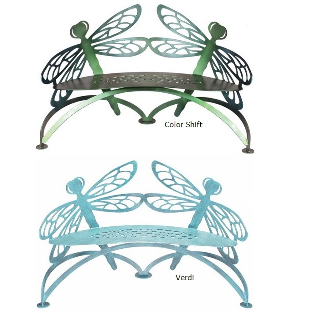 Dragonfly Bench | Cricket Forge | B009-010