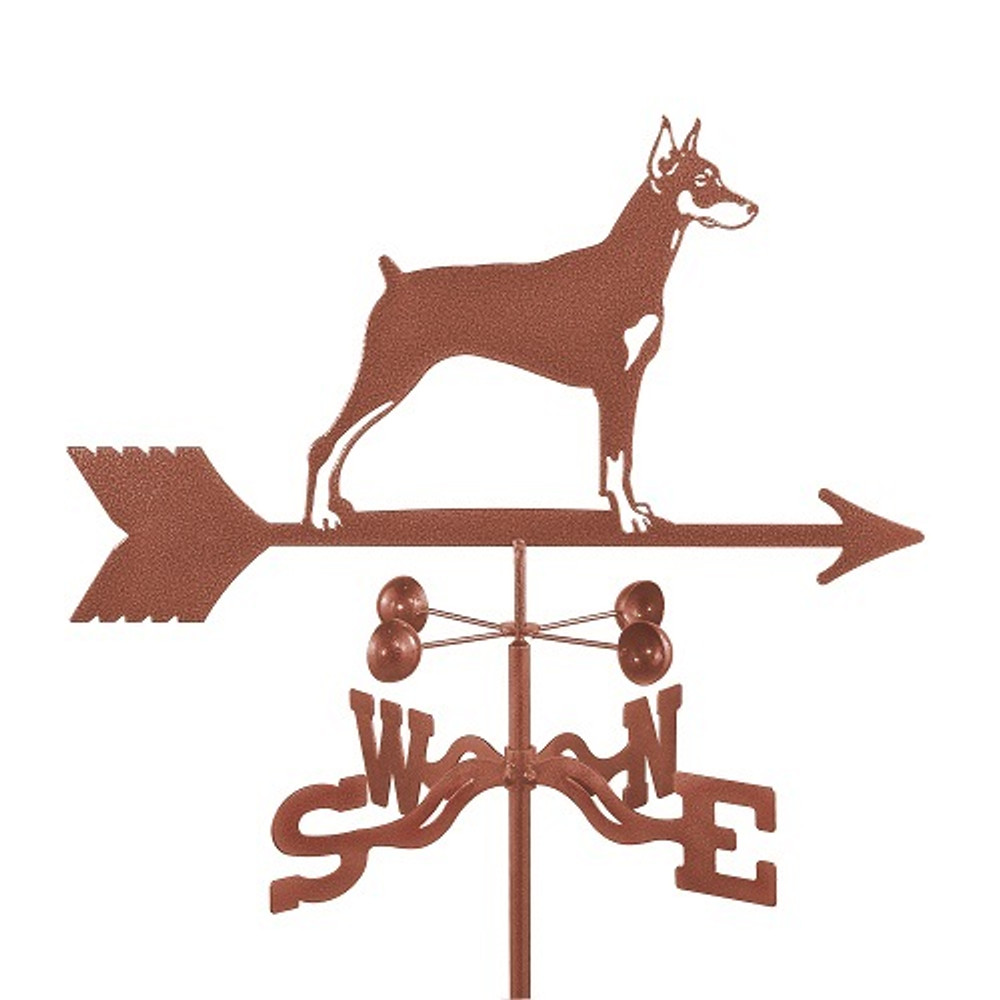 Doberman Dog Weathervane | EZ Vane | ezvDoberman
