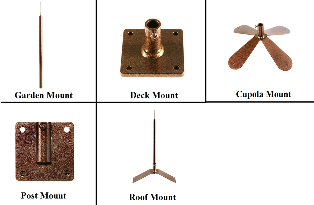 Moose Weathervane | EZ Vane | ezvmoose -2