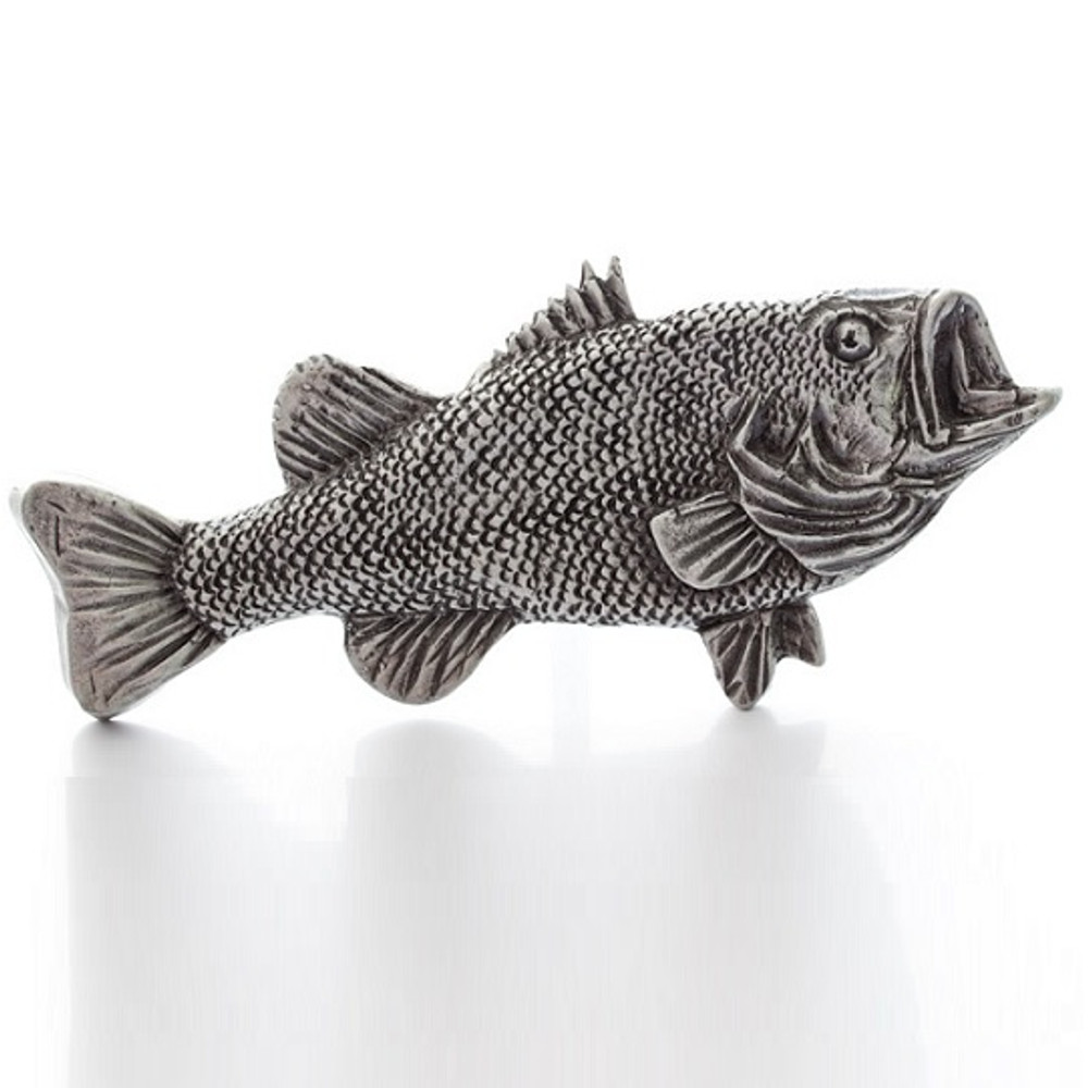 Largemouth Bass Grille Ornament |Grillie | GRIbassap