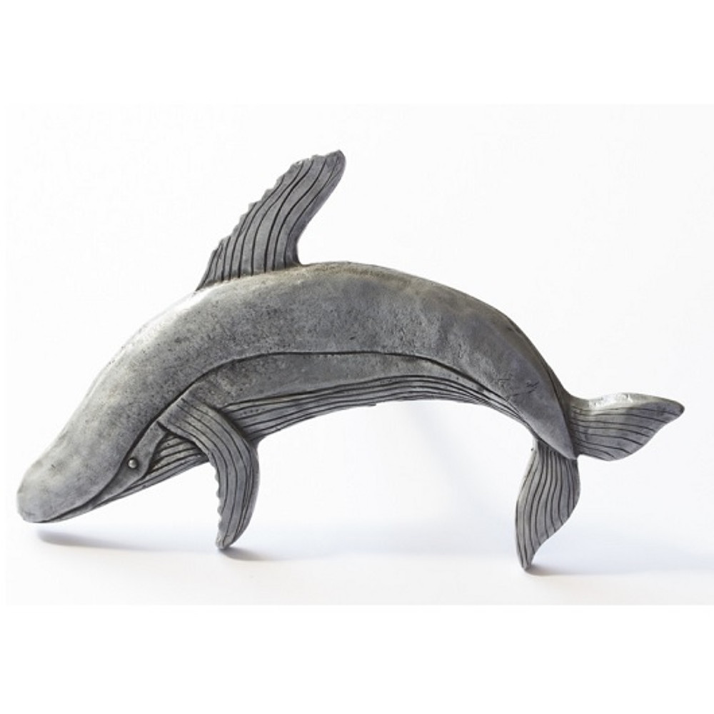 Humpback Whale Grille Ornament |Grillie | GRIhwhaleap -2