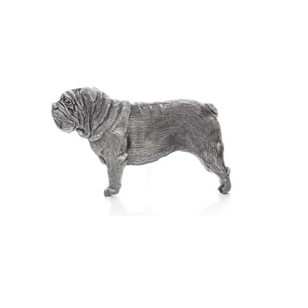 Bulldog Grille Ornament |Grillie | GRIbdogap