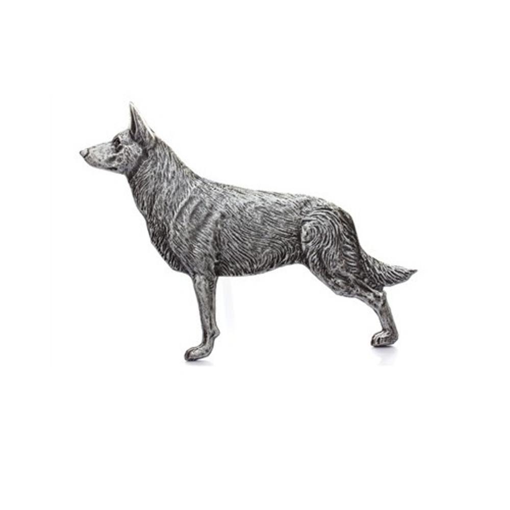 German Shepherd Grille Ornament |Grillie | GRIgshepap