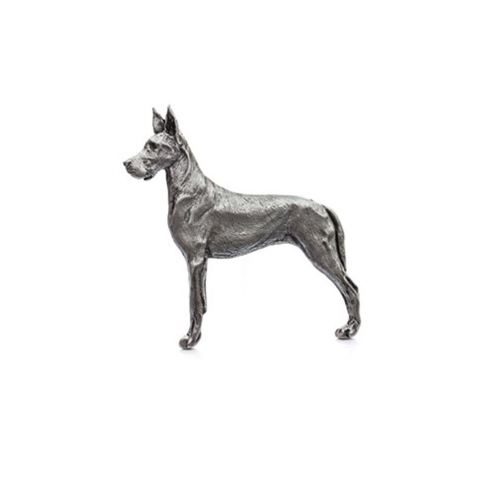 Great Dane Grille Ornament |Grillie | GRIdaneap