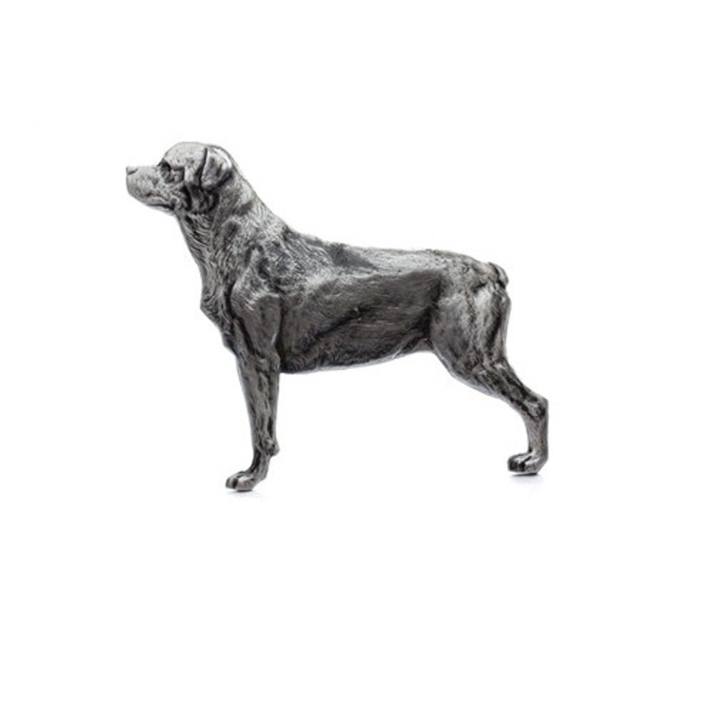 Rottweiler Grille Ornament |Grillie | GRIrottap