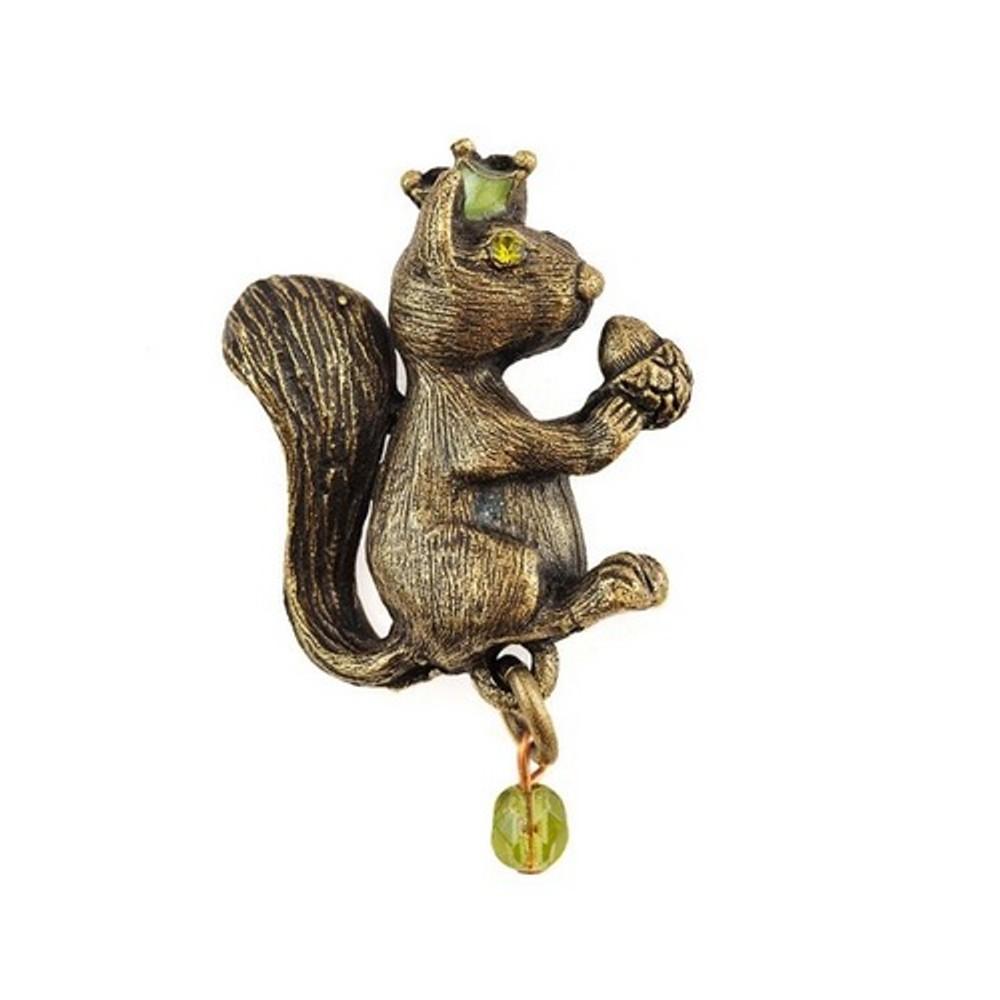 Squirrel Stud Pin | La Contessa Jewelry | LCPN9250 -2