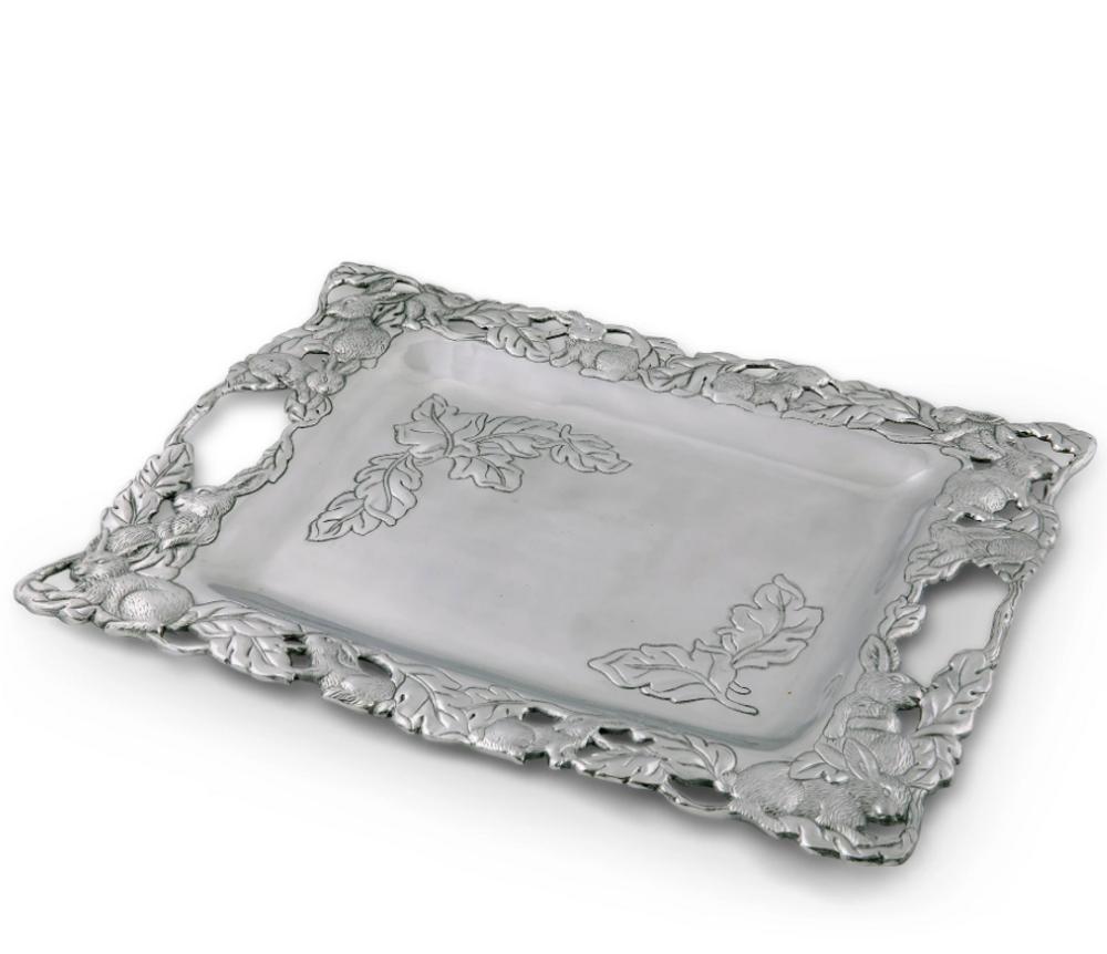Bunny Rabbit Large Platter | Arthur Court Designs | 104122