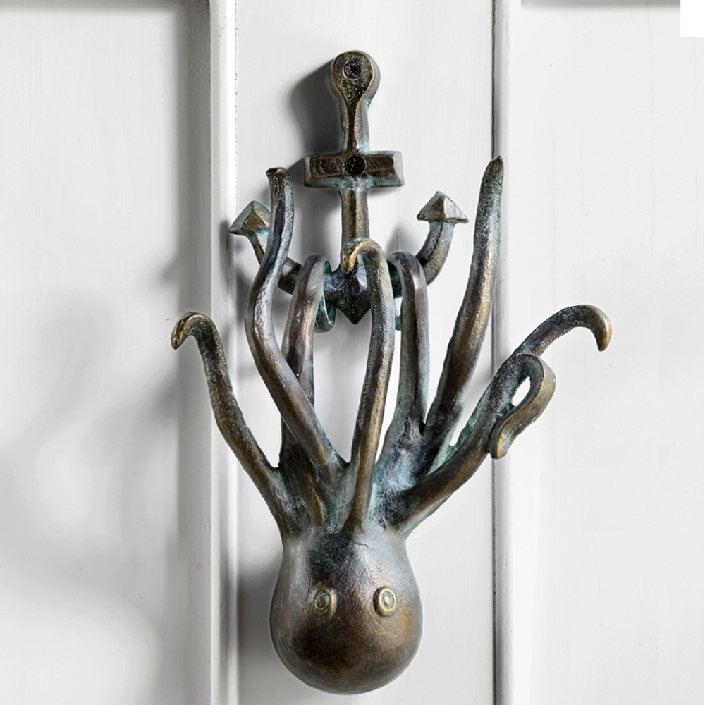 Octopus Door Knocker | 34252