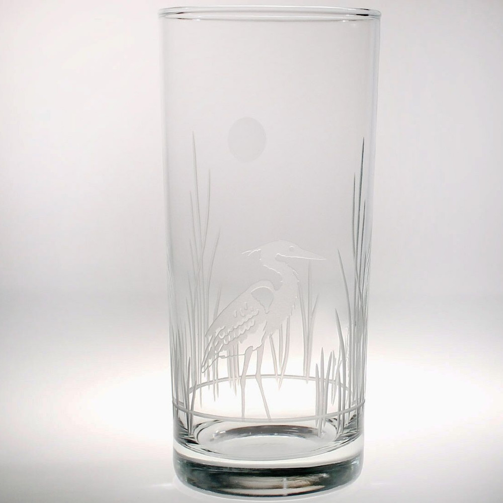 Heron Cooler Set of 4 | Rolf Glass | 219011