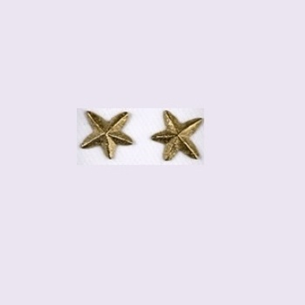 Starfish 14K Gold Post Earrings | Kabana Jewelry | GE382 -2