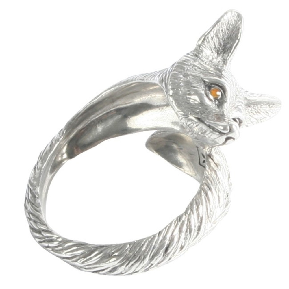 Fox Napkin Ring Set of Four | Vagabond House | B1150-4