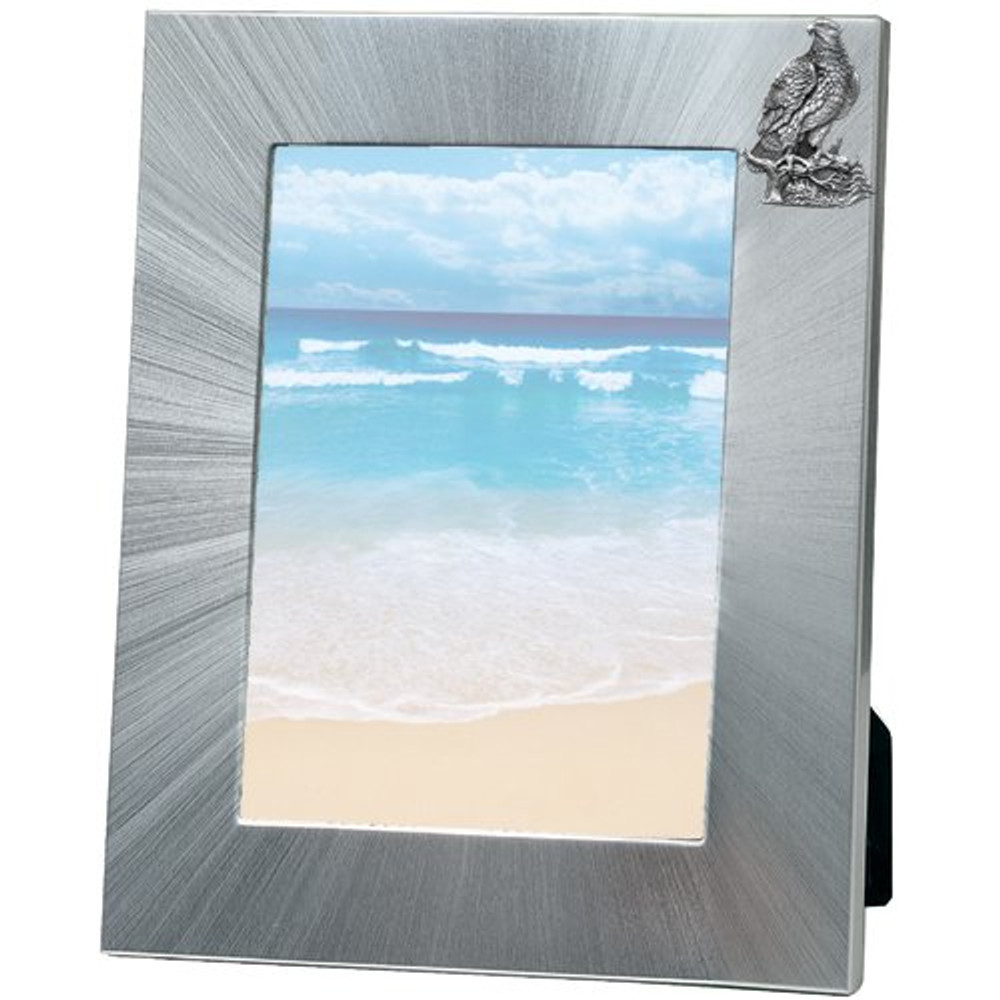 Eagle 5x7 Photo Frame | Heritage Pewter | HPIFR707LG