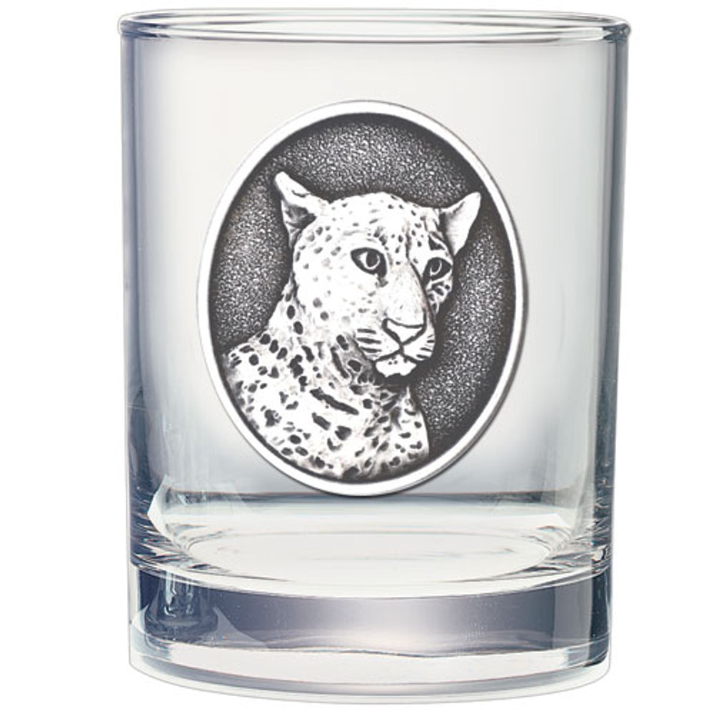 Leopard Capitol Decanter Boxed Set | Heritage Pewter | HPICPTB137 -3