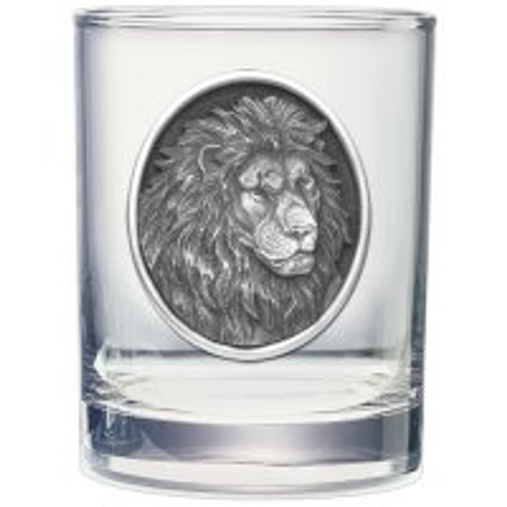 Lion Capitol Decanter Boxed Set | Heritage Pewter | HPICPTB119 -2